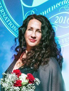 Europäische Romanceade Hamburg 2017 Direktorin - Lora Laevskaya