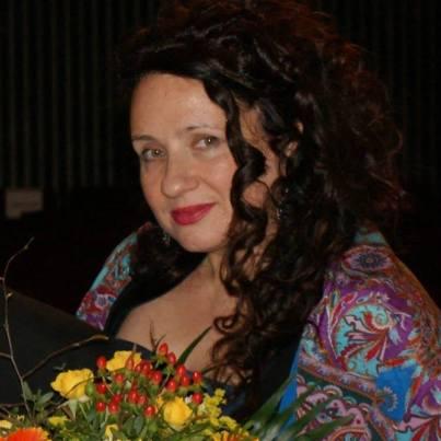Lora Laevskaya - Direktorin des Europäischen Festival-Wettbewerbs Romanceade ohne Grenzen