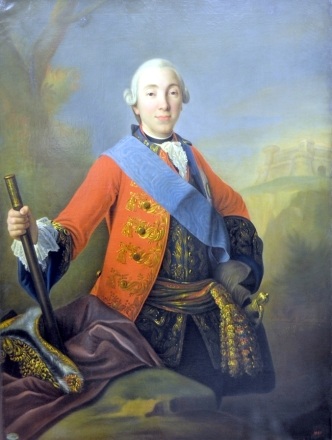 Peter III Russian Emperor Zar